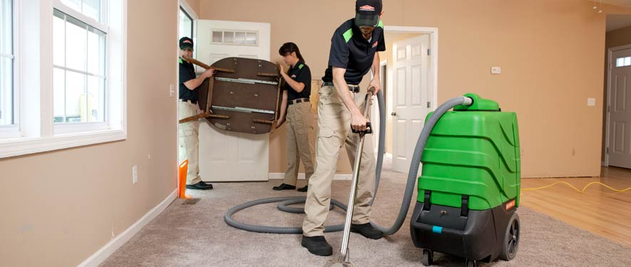 Beaufort, SC residential restoration cleaning